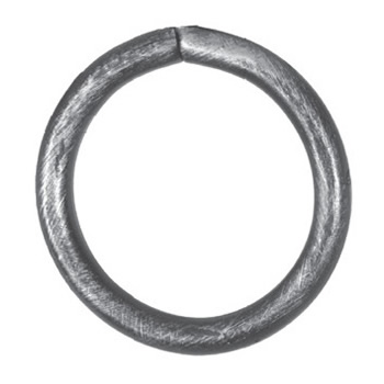 12mm Round Bar 100mm Diameter Ring 18 2e