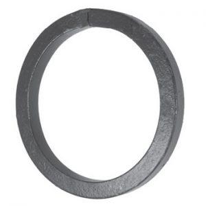 12mm Square Bar 100mm Diameter Ring 18 2c