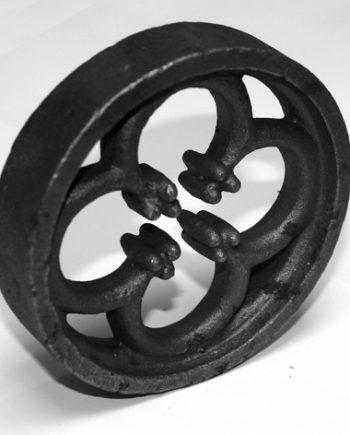 Decorative Cast Circle 104mm D x 20mm T