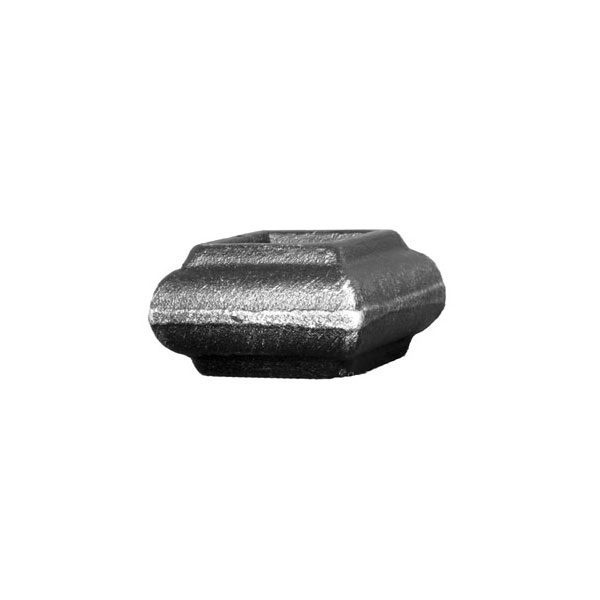 Square Bush 16 5mm Square Hole 25mm High 380mm Wide 27/23a-0