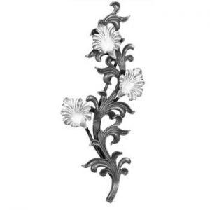 New Lily Unpainted 550mm High 260mm Wide 40 62LHa