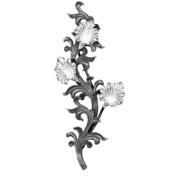 New Lily Unpainted 550mm High 260mm Wide 40 62RHa