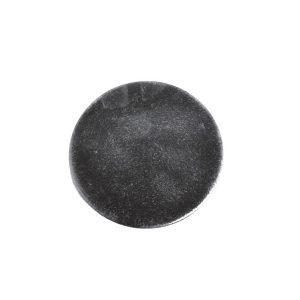 110mm Diameter x 5mm Plain Round Cap 50 10h