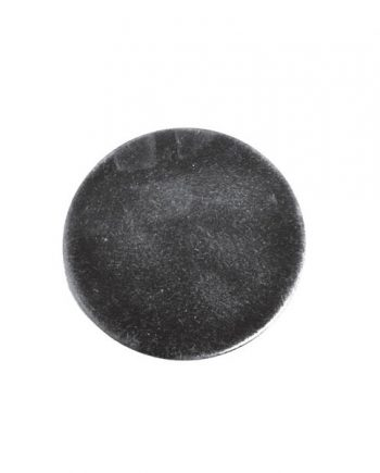 110mm Diameter x 5mm Plain Round Cap 50 10h