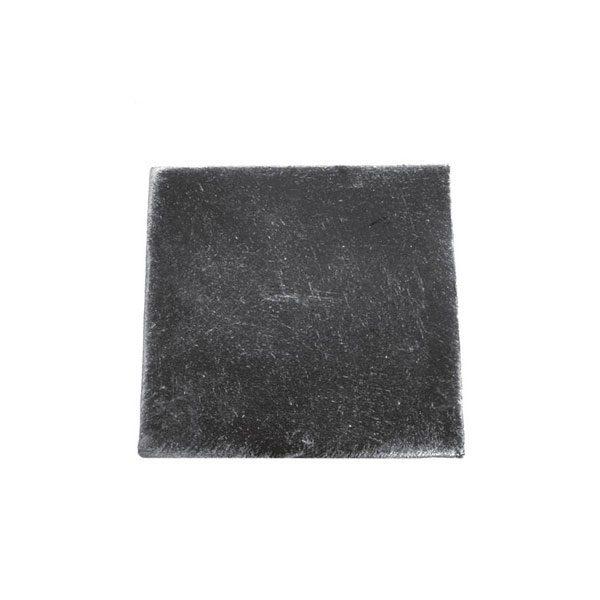 30 x 30 x 3mm Plain square Cap 50 9b