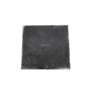 25 x 25 x 3mm Plain square Cap 50 9a