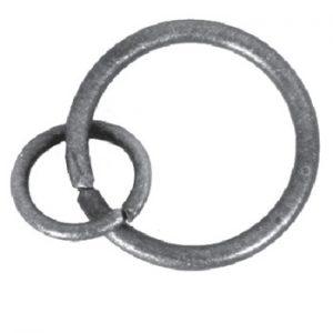 55mm Diameter Curtain Ring 56 3b