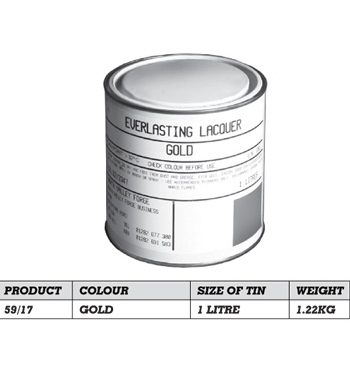 Everlasting Gold 1 Litre 59/17-0
