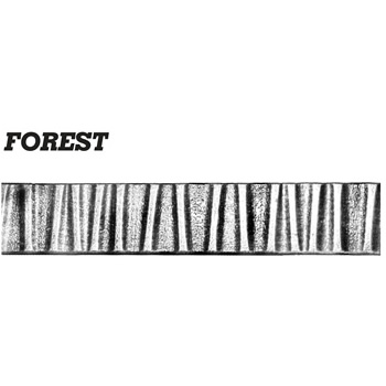 25 x 10mm Forest 3000mm Long 6 5e