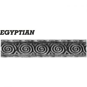 40 x 10mm Egyptian 3000mm Long 6 7a