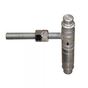Right Hand 265mm High 45mm Diameter Thread 25mm Diameter 185mm long 44 8c1RH
