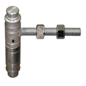 Left Hand 265mm High 45mm Diameter Thread 25mm Diameter 185mm long 44 8c1LH