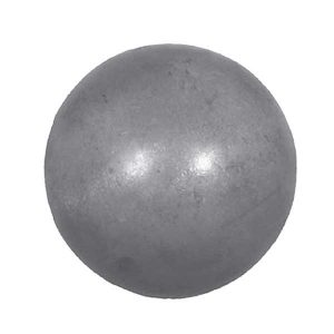 100mm Diameter Solid Steel Ball 18 1j
