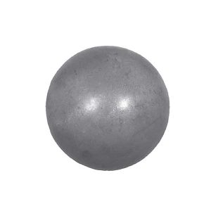 70mm Diameter Solid Steel Ball 18 1n