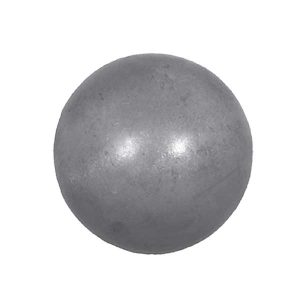 90mm Diameter Solid Steel Ball 18 1s