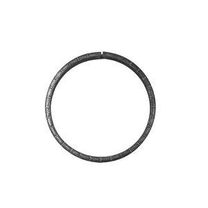 Ring 16 x 6mm Text Chisel 130mm Diameter
